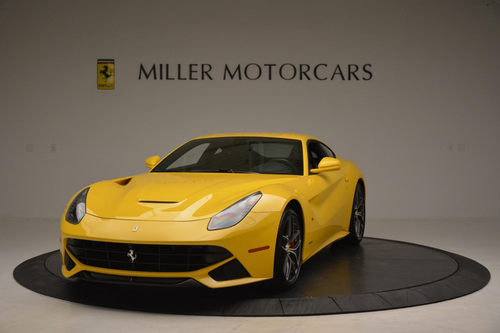 Used 2015 Ferrari F12 Berlinetta for sale $259,900 at Aston Martin of Greenwich in Greenwich CT 06830 1