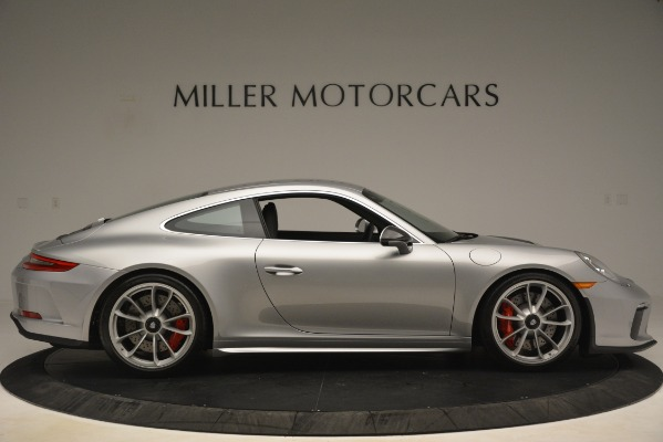 Used 2018 Porsche 911 GT3 for sale Sold at Aston Martin of Greenwich in Greenwich CT 06830 10