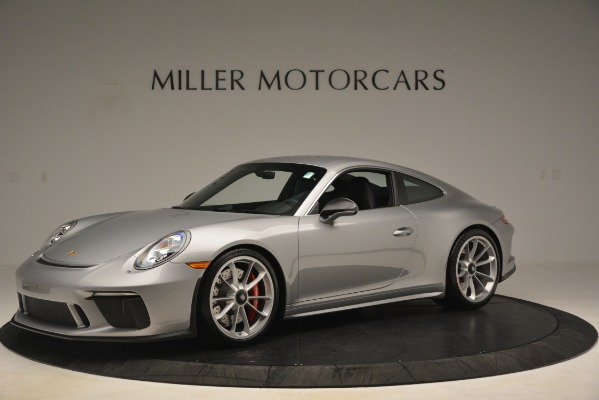 Used 2018 Porsche 911 GT3 for sale Sold at Aston Martin of Greenwich in Greenwich CT 06830 2
