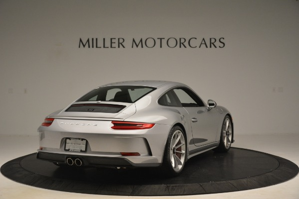 Used 2018 Porsche 911 GT3 for sale Sold at Aston Martin of Greenwich in Greenwich CT 06830 6