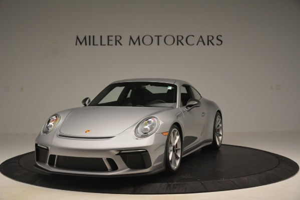 Used 2018 Porsche 911 GT3 for sale Sold at Aston Martin of Greenwich in Greenwich CT 06830 1