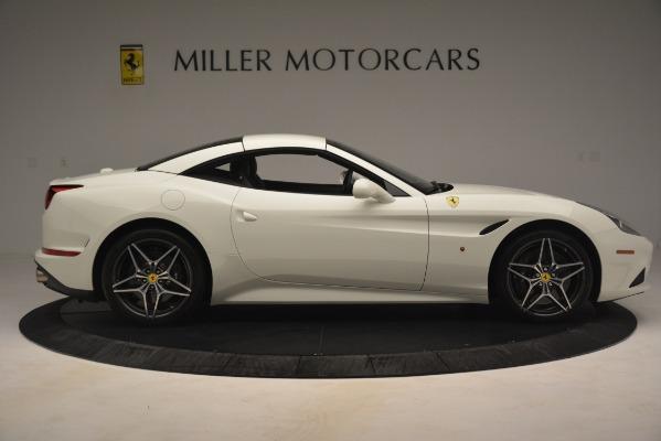 Used 2016 Ferrari California T for sale $141,900 at Aston Martin of Greenwich in Greenwich CT 06830 18