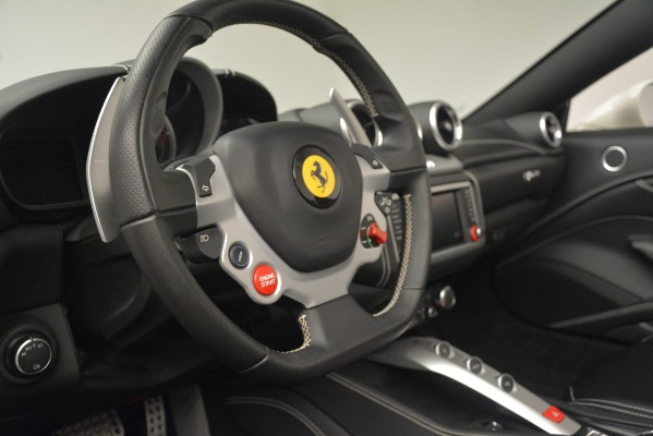 Used 2016 Ferrari California T for sale $141,900 at Aston Martin of Greenwich in Greenwich CT 06830 23