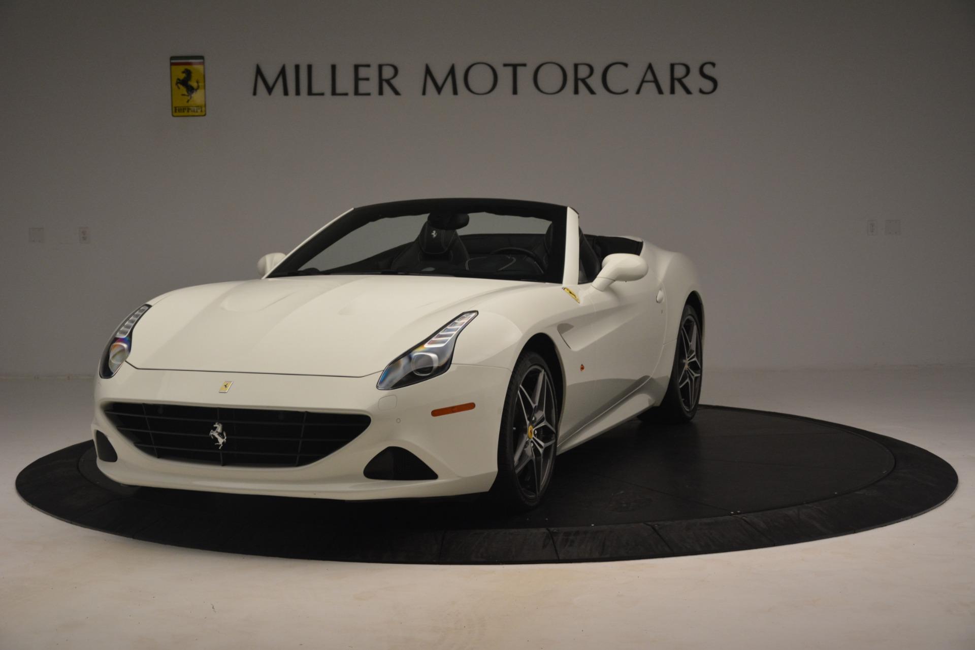 Used 2016 Ferrari California T for sale $141,900 at Aston Martin of Greenwich in Greenwich CT 06830 1