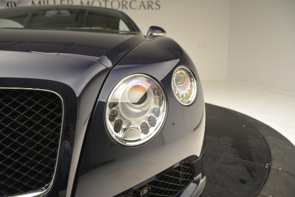 Used 2013 Bentley Continental GT V8 for sale Sold at Aston Martin of Greenwich in Greenwich CT 06830 15