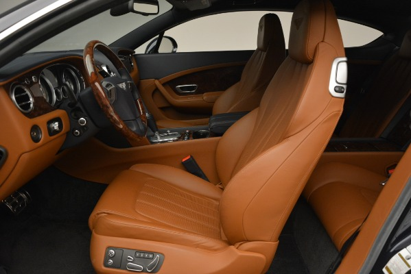 Used 2013 Bentley Continental GT V8 for sale Sold at Aston Martin of Greenwich in Greenwich CT 06830 19