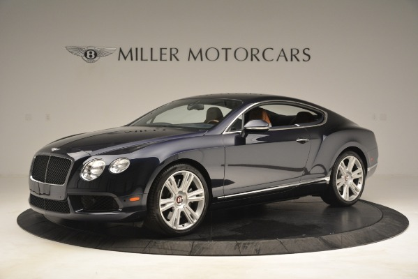 Used 2013 Bentley Continental GT V8 for sale Sold at Aston Martin of Greenwich in Greenwich CT 06830 2
