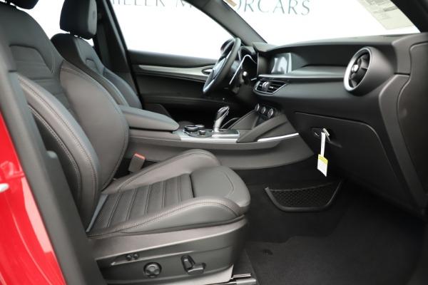 New 2019 Alfa Romeo Stelvio Ti Sport Q4 for sale Sold at Aston Martin of Greenwich in Greenwich CT 06830 23