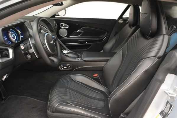 Used 2018 Aston Martin DB11 V12 Coupe for sale Sold at Aston Martin of Greenwich in Greenwich CT 06830 13