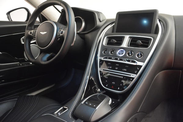 Used 2018 Aston Martin DB11 V12 Coupe for sale Sold at Aston Martin of Greenwich in Greenwich CT 06830 18