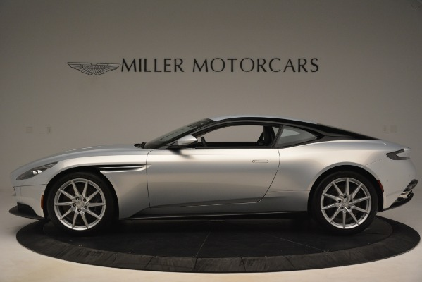 Used 2018 Aston Martin DB11 V12 Coupe for sale Sold at Aston Martin of Greenwich in Greenwich CT 06830 2