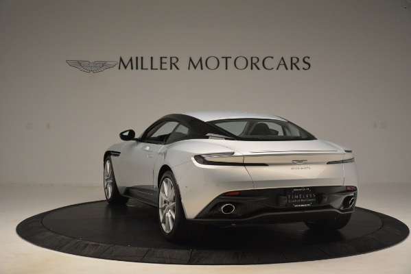 Used 2018 Aston Martin DB11 V12 Coupe for sale Sold at Aston Martin of Greenwich in Greenwich CT 06830 4