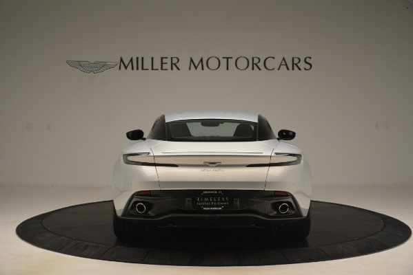 Used 2018 Aston Martin DB11 V12 Coupe for sale Sold at Aston Martin of Greenwich in Greenwich CT 06830 5