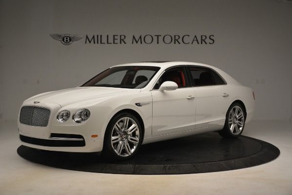 Used 2016 Bentley Flying Spur V8 for sale Sold at Aston Martin of Greenwich in Greenwich CT 06830 2