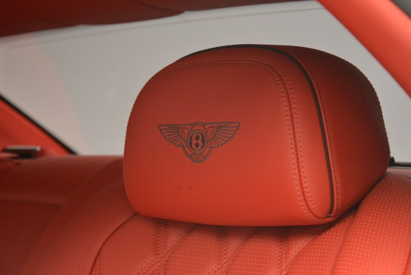 Used 2016 Bentley Flying Spur V8 for sale Sold at Aston Martin of Greenwich in Greenwich CT 06830 24