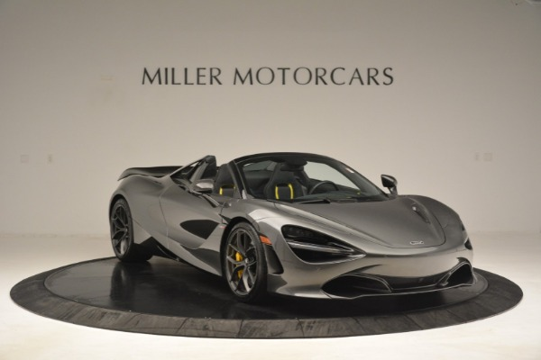 Used 2020 McLaren 720S Spider for sale Sold at Aston Martin of Greenwich in Greenwich CT 06830 10