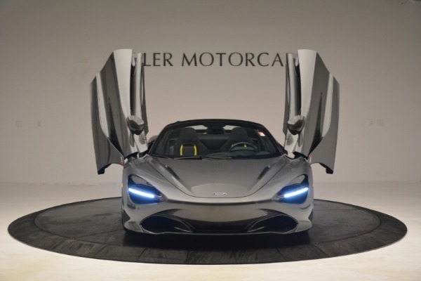 Used 2020 McLaren 720S Spider for sale Sold at Aston Martin of Greenwich in Greenwich CT 06830 12