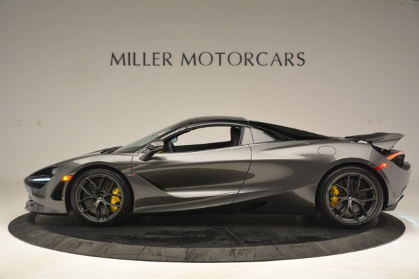 Used 2020 McLaren 720S Spider for sale Sold at Aston Martin of Greenwich in Greenwich CT 06830 15