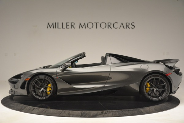 Used 2020 McLaren 720S Spider for sale Sold at Aston Martin of Greenwich in Greenwich CT 06830 2