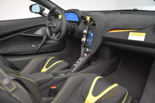 Used 2020 McLaren 720S Spider for sale Sold at Aston Martin of Greenwich in Greenwich CT 06830 27