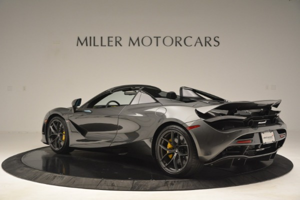 Used 2020 McLaren 720S Spider for sale Sold at Aston Martin of Greenwich in Greenwich CT 06830 3
