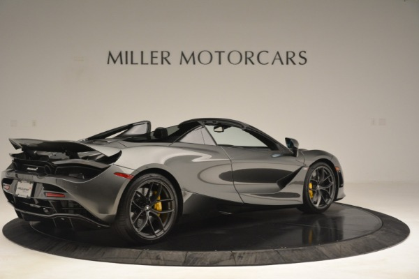 Used 2020 McLaren 720S Spider for sale Sold at Aston Martin of Greenwich in Greenwich CT 06830 7