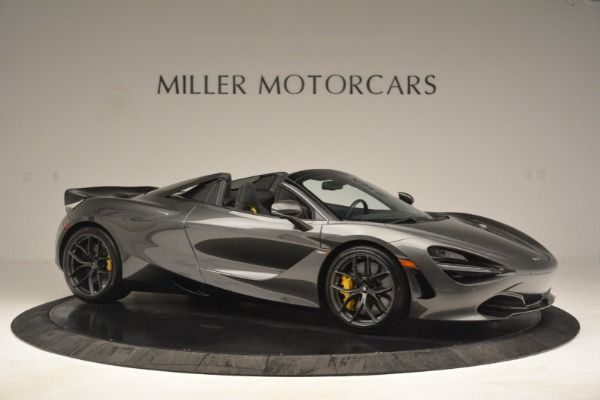 Used 2020 McLaren 720S Spider for sale Sold at Aston Martin of Greenwich in Greenwich CT 06830 9
