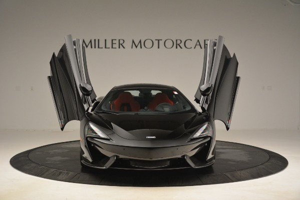 Used 2016 McLaren 570S Coupe for sale Sold at Aston Martin of Greenwich in Greenwich CT 06830 12