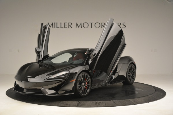 Used 2016 McLaren 570S Coupe for sale Sold at Aston Martin of Greenwich in Greenwich CT 06830 13