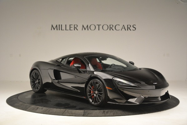 Used 2016 McLaren 570S Coupe for sale Sold at Aston Martin of Greenwich in Greenwich CT 06830 9
