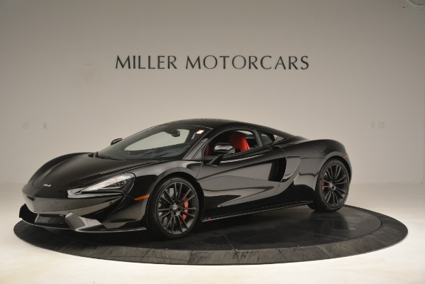 Used 2016 McLaren 570S Coupe for sale Sold at Aston Martin of Greenwich in Greenwich CT 06830 1