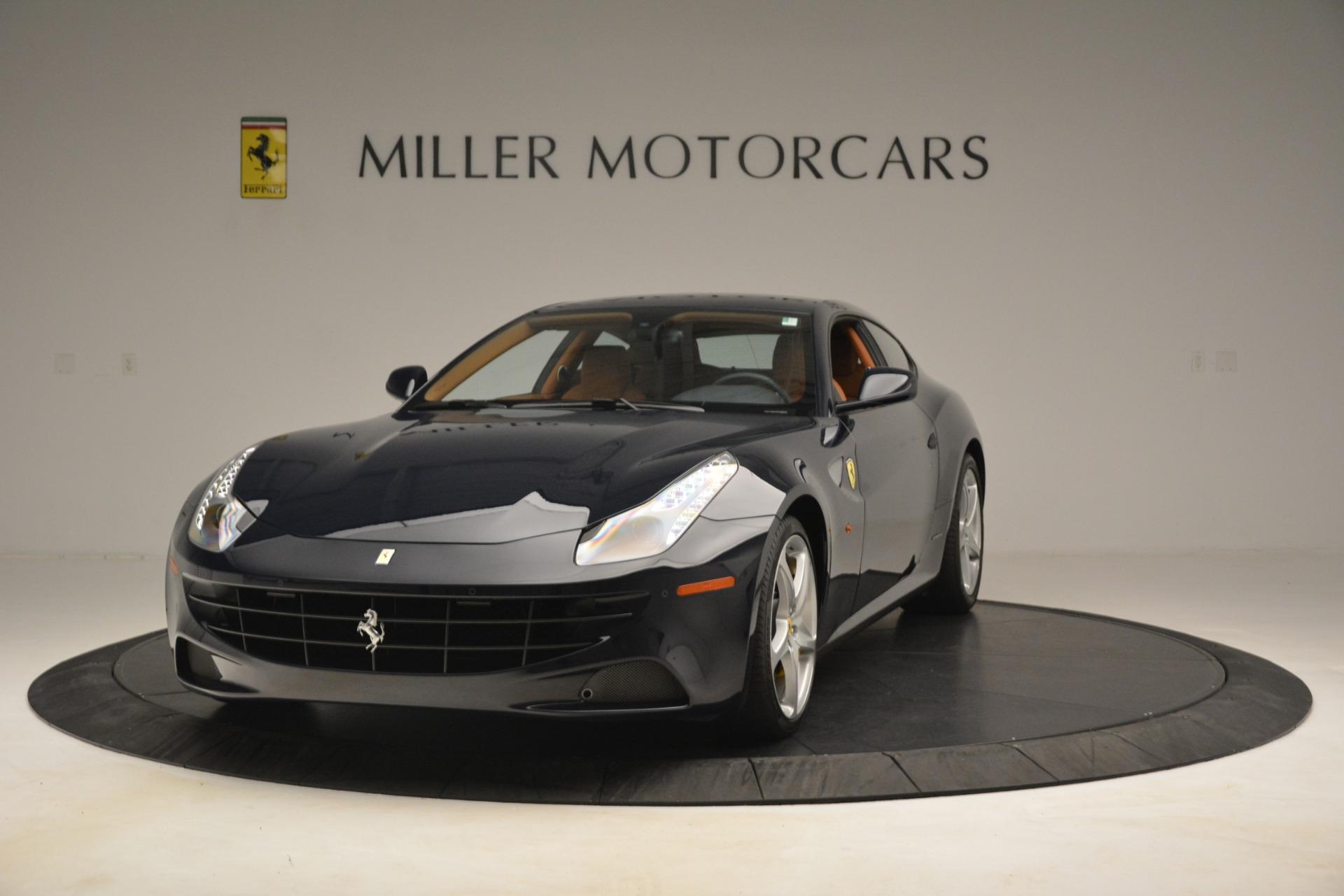 Used 2013 Ferrari FF for sale Sold at Aston Martin of Greenwich in Greenwich CT 06830 1