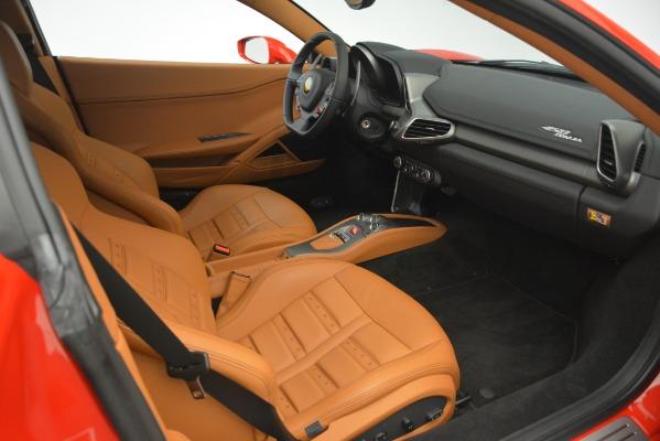 Used 2014 Ferrari 458 Italia for sale Sold at Aston Martin of Greenwich in Greenwich CT 06830 17