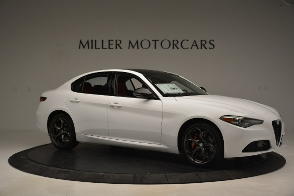 New 2019 Alfa Romeo Giulia Q4 for sale Sold at Aston Martin of Greenwich in Greenwich CT 06830 10