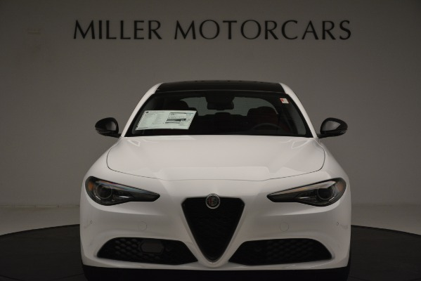 New 2019 Alfa Romeo Giulia Q4 for sale Sold at Aston Martin of Greenwich in Greenwich CT 06830 12