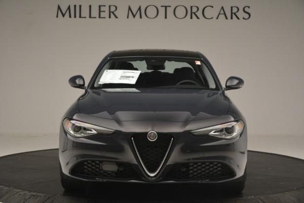 New 2019 Alfa Romeo Giulia Q4 for sale Sold at Aston Martin of Greenwich in Greenwich CT 06830 12