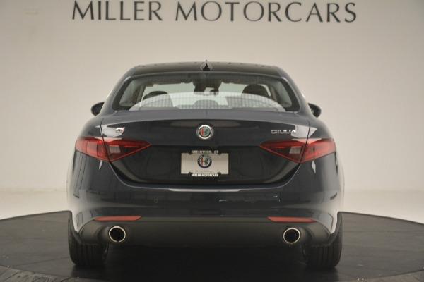 New 2019 Alfa Romeo Giulia Q4 for sale Sold at Aston Martin of Greenwich in Greenwich CT 06830 6