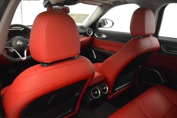 New 2019 Alfa Romeo Giulia Q4 for sale Sold at Aston Martin of Greenwich in Greenwich CT 06830 20