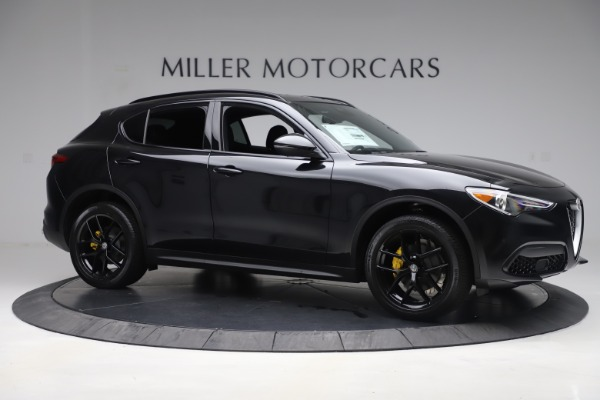 New 2019 Alfa Romeo Stelvio Ti Sport Q4 for sale Sold at Aston Martin of Greenwich in Greenwich CT 06830 10