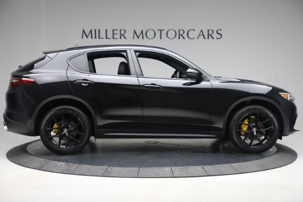 New 2019 Alfa Romeo Stelvio Ti Sport Q4 for sale Sold at Aston Martin of Greenwich in Greenwich CT 06830 9