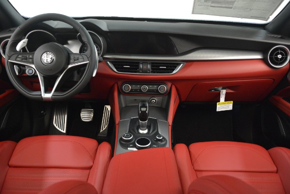 New 2019 Alfa Romeo Stelvio Ti Sport Q4 for sale Sold at Aston Martin of Greenwich in Greenwich CT 06830 16