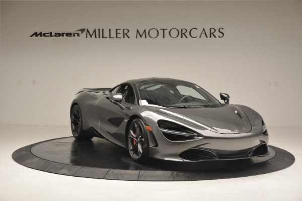 Used 2018 McLaren 720S for sale $269,900 at Aston Martin of Greenwich in Greenwich CT 06830 10