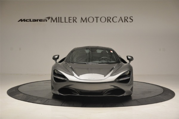 Used 2018 McLaren 720S for sale $269,900 at Aston Martin of Greenwich in Greenwich CT 06830 11