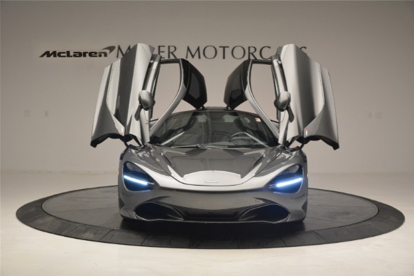 Used 2018 McLaren 720S for sale $269,900 at Aston Martin of Greenwich in Greenwich CT 06830 12