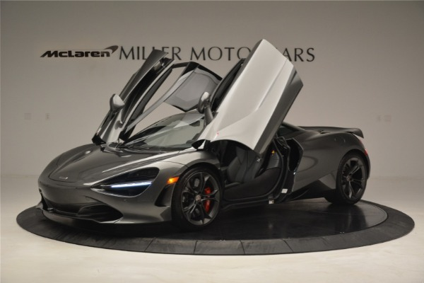 Used 2018 McLaren 720S for sale $269,900 at Aston Martin of Greenwich in Greenwich CT 06830 13