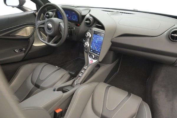 Used 2018 McLaren 720S for sale $269,900 at Aston Martin of Greenwich in Greenwich CT 06830 17