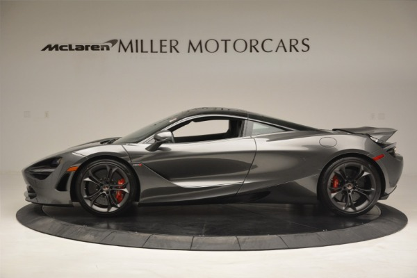 Used 2018 McLaren 720S for sale $269,900 at Aston Martin of Greenwich in Greenwich CT 06830 2