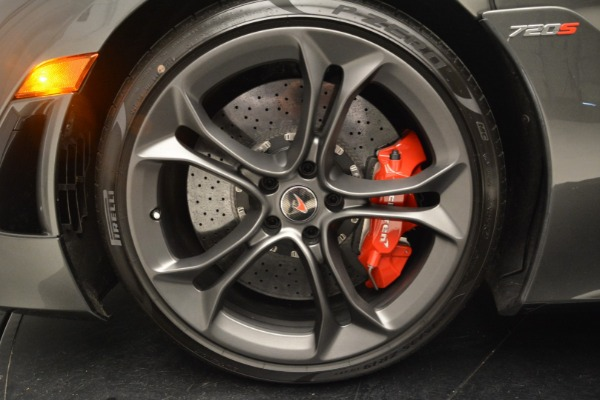 Used 2018 McLaren 720S for sale $269,900 at Aston Martin of Greenwich in Greenwich CT 06830 20