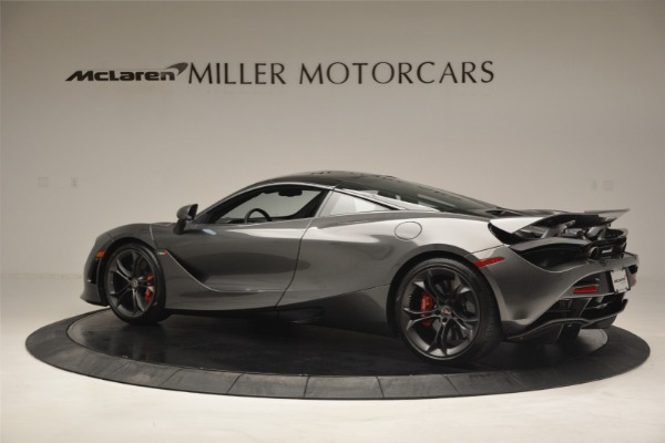Used 2018 McLaren 720S for sale $269,900 at Aston Martin of Greenwich in Greenwich CT 06830 3
