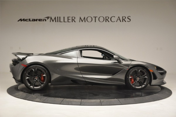 Used 2018 McLaren 720S for sale $269,900 at Aston Martin of Greenwich in Greenwich CT 06830 8
